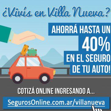 Promos para Villa Nueva!