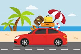 ¿Qué documentación debo llevar en el auto para salir de vacaciones?